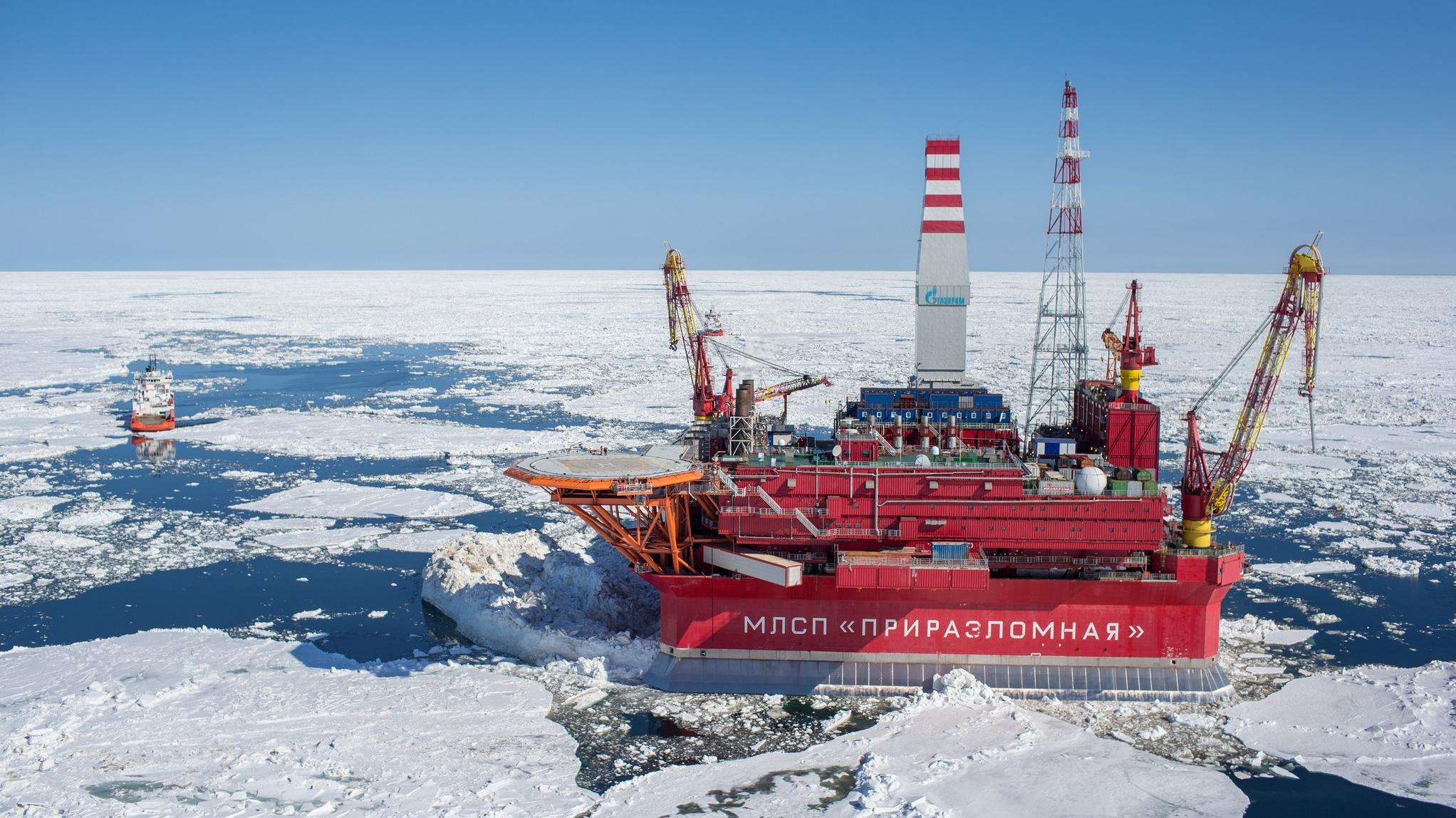 В правительстве одобрили льготы для проектов в Арктике