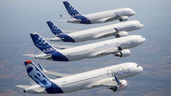 Airbus SE fighting for a place under the sun