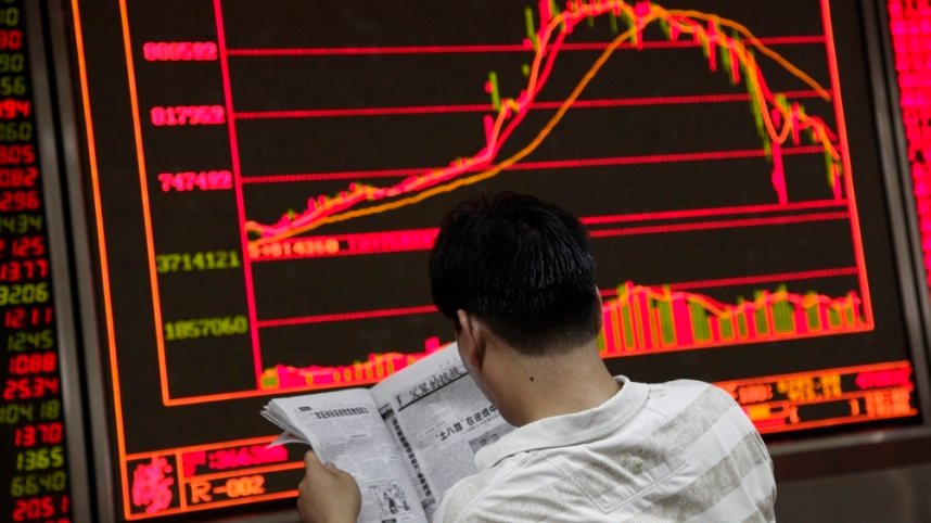 Asia Pacific Stocks Fall Largely