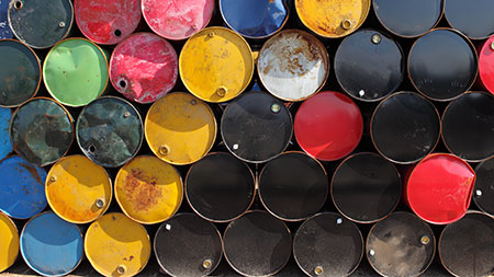 Oil Falls As COVID-19 Surge Threatens Fuel Demand Prospects